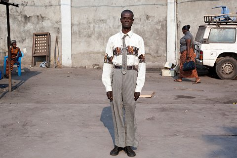 Wild West. Kinshasa.