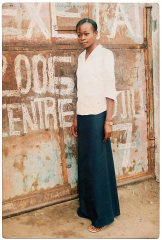 Biwa Muya. From a Muya family photo album. Photographer unknown. Kinshasa, D.R.C., c. 2010.