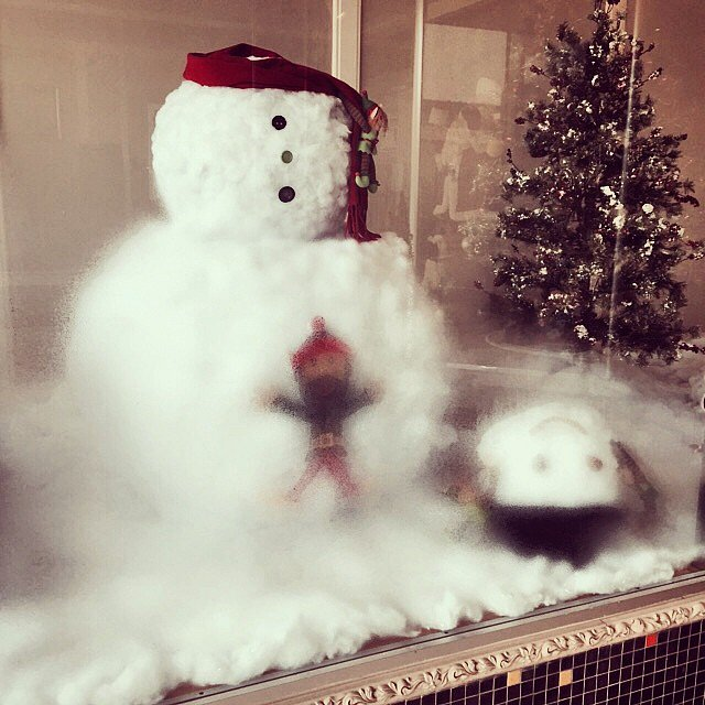 #bahumbug #texas #clifton #usa #holidays #headless #snowman #tistheseason
