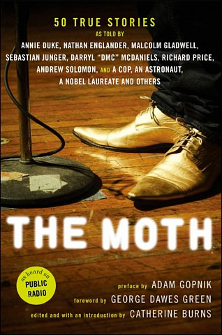 Cover photograph of <i> The Moth</i>, published September 2013.