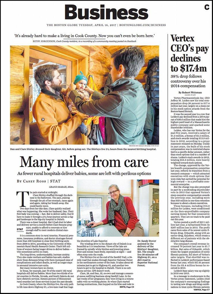 STAT by Boston Globe Media