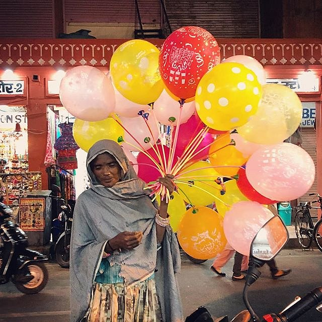 #india #jaipur #balloons #onassignment