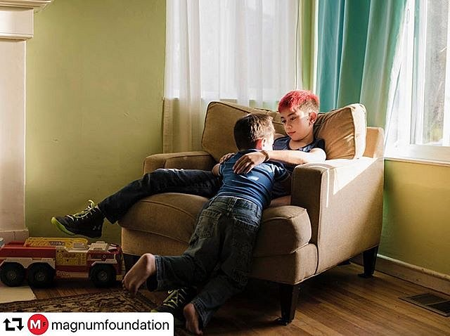 Thank you @magnumfoundation for your support!